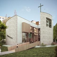 Kostel Krista Spasitele