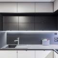 Freedomek No. 012 - pohled kuchyni ve tvaru L