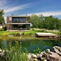 Bambusový dům