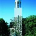 Věž kostela sv. Floriana